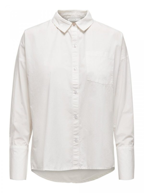 CAMISA ONLY BLANCO