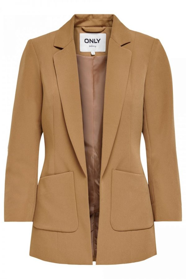 FANCY CHICA BLAZERS ONLY CAMEL