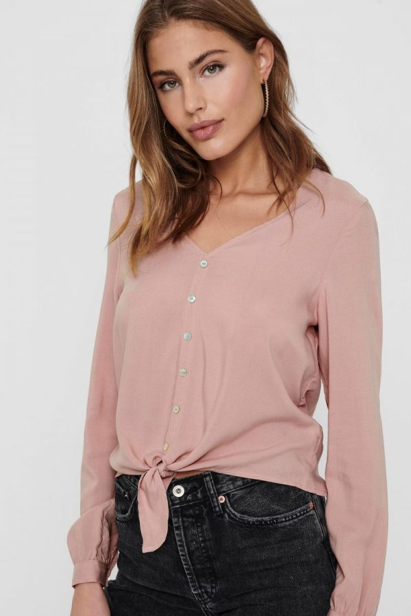 FANCY CHICA BLUSA ONLY ROSA