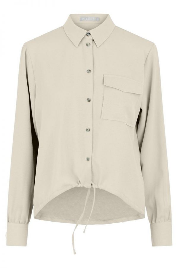 FANCY CHICA CAMISA PIECES BEIGE
