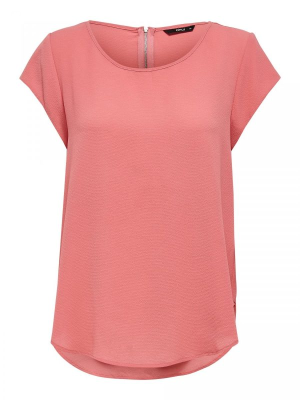 FANCY CHICA CAMISETA ONLY CORAL