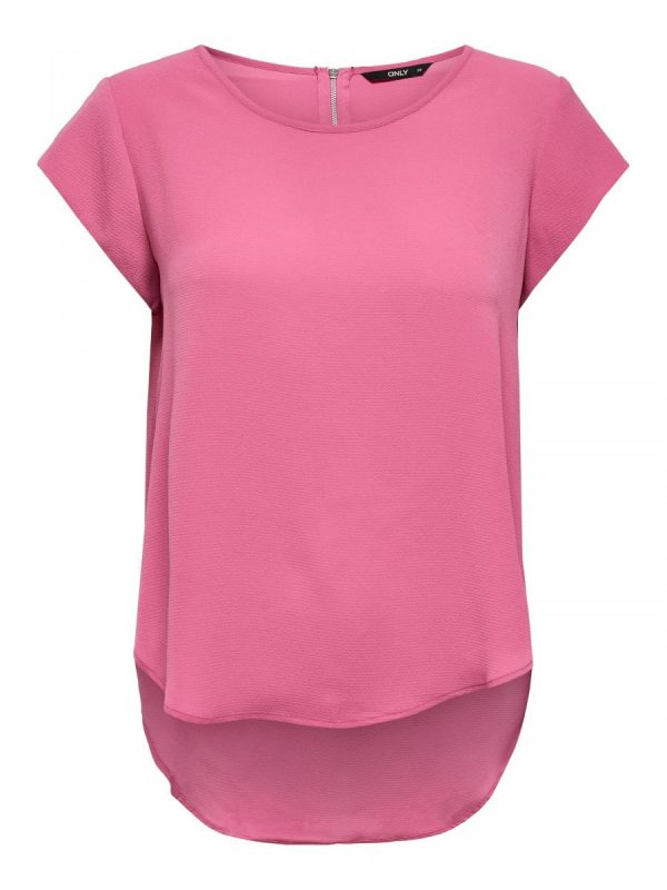 FANCY CHICA CAMISETA ONLY ROSA