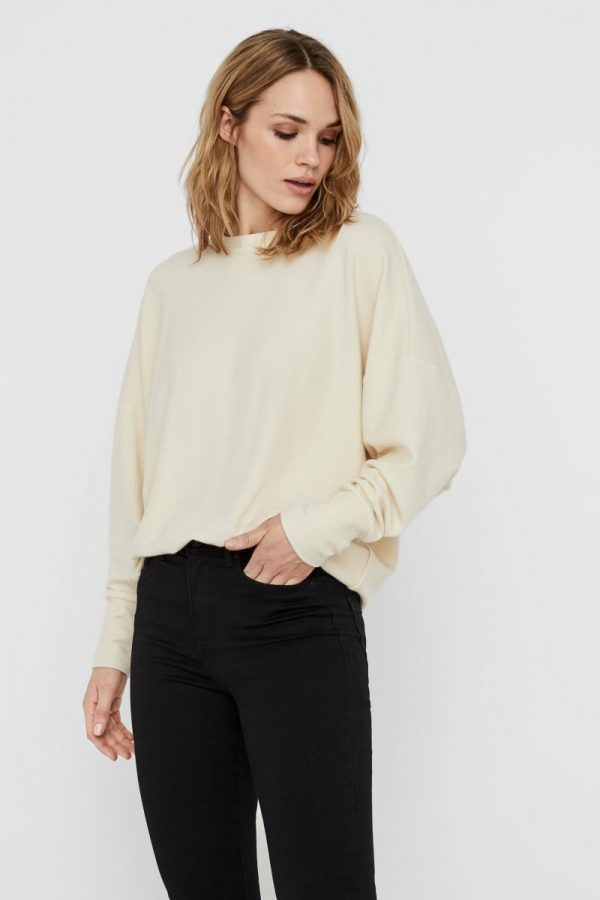 FANCY CHICA CAMISETA VERO MODA CRUDO