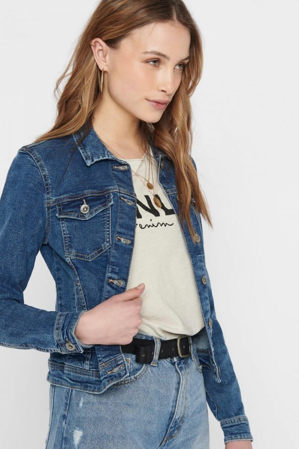 FANCY CHICA CAZADORA JEANS ONLY