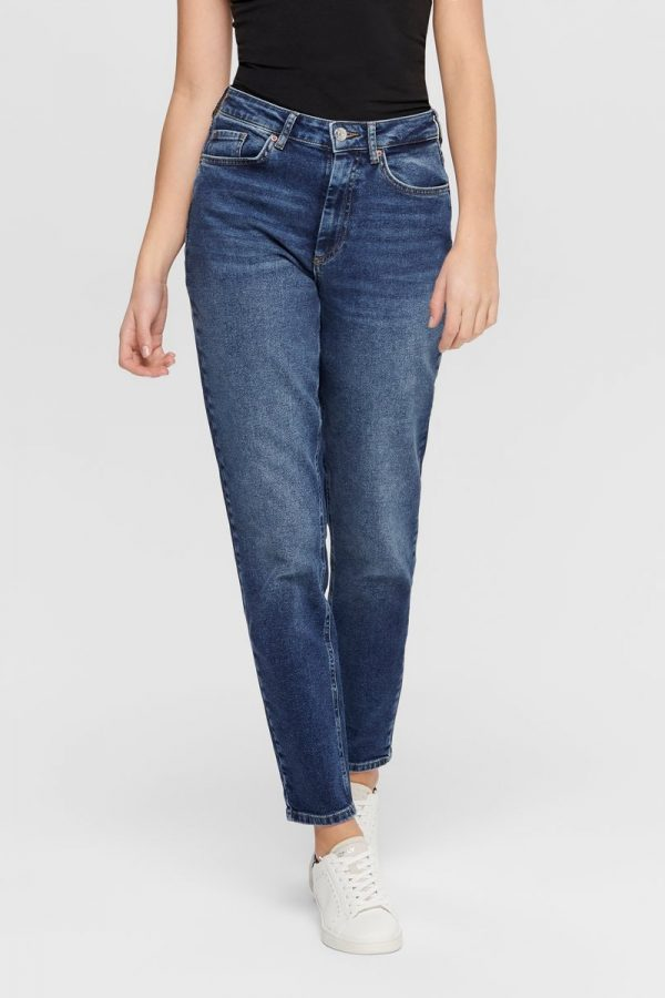 FANCY CHICA PANTALÓN ONLY JEANS MOM