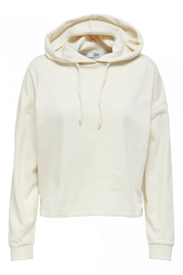 FANCY CHICA SUDADERA ONLY BLANCO