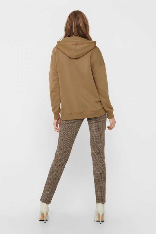 FANCY CHICA SUDADERA ONLY CAMEL