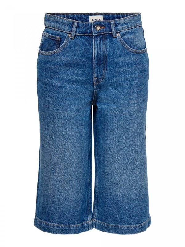 PANTALÓN ONLY CROPPEP JEANS