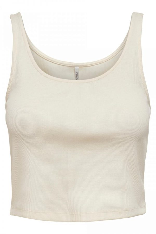 TOP ONLY TIRANTE BEIGE