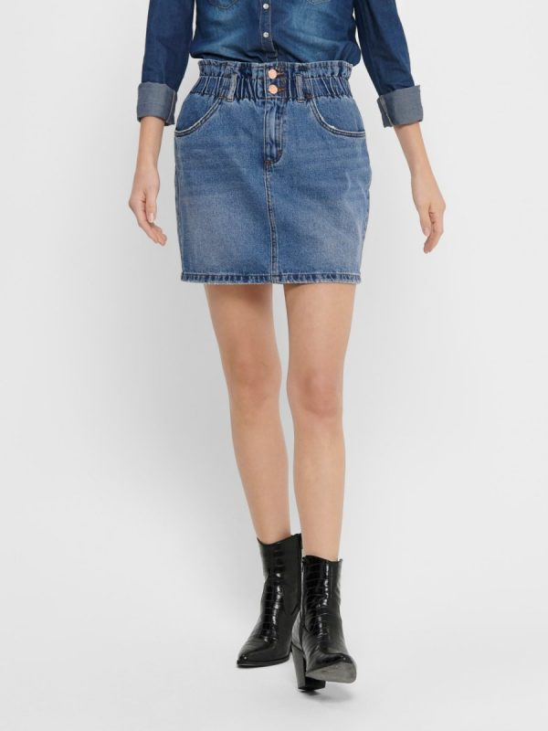 FALDA ONLY JEANS
